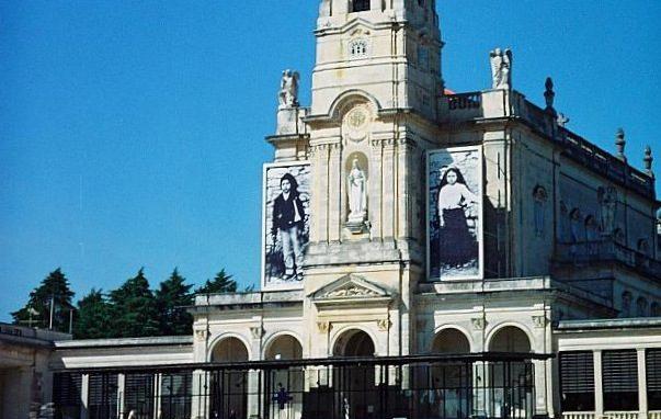 Basilika Fatima, Portugal